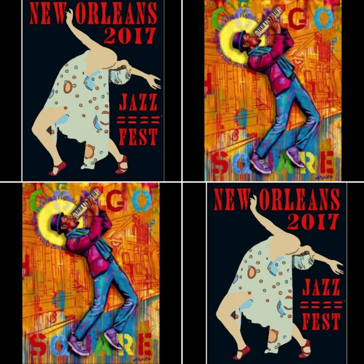 And a huge welcome to all of our friends visiting for the world famous New Orleans Jazz Fest!!! So excited to see our old friends and performers this year ~ make sure you swing on by and hang out with us in the Voodoo shop after the festivals! Loving the 2017 Jazz Fest posters this year!!!! #jazzfest, #neworleans, #music, #jazz, #neworleansjazzfest, #livemusic, #friends, #concerts, #musicians, #performers, #visitus, #NOLA, #BigEasy, #fesitvals, #2017JazzFest, #ILoveNOLA, #CongoSquare, #art…