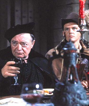Jack Nicholson - Character n°7 (1963) avec Peter Lorre - Rexford Bedlo - Le Corbeau (The Raven) de Roger Corman