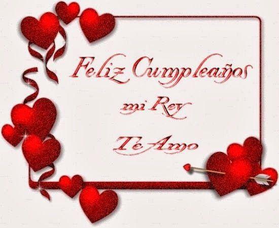 te amo y te deseo lo mejor en este dia la pasaremos juntos y felices siempre felicidades mi amor