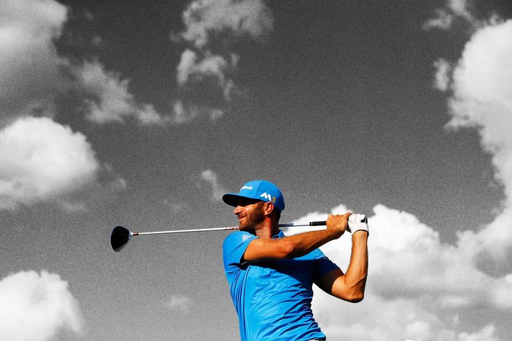 The Real-Life Diet of Dustin Johnson, The World's Most Jacked Golfer