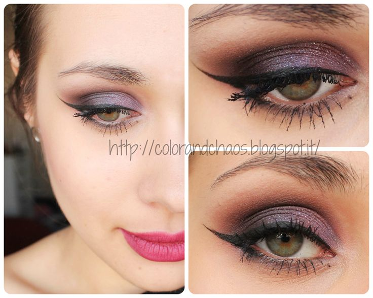 Colors and Chaos #7daysmakeupnails #christmasmakeup http://colorandchaos.blogspot.it/2013/12/7daysmakeupnails-7-strong-make-up.html
