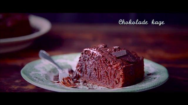 Chokolade-cake by Skovdal & Skovdal.