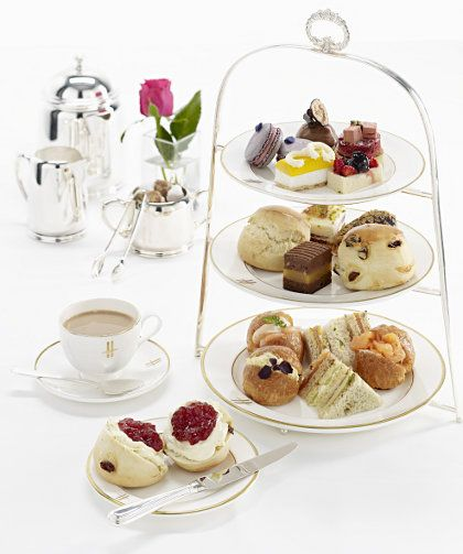 Afternoon Tea At Harrods London GBP26