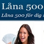 Låna 500