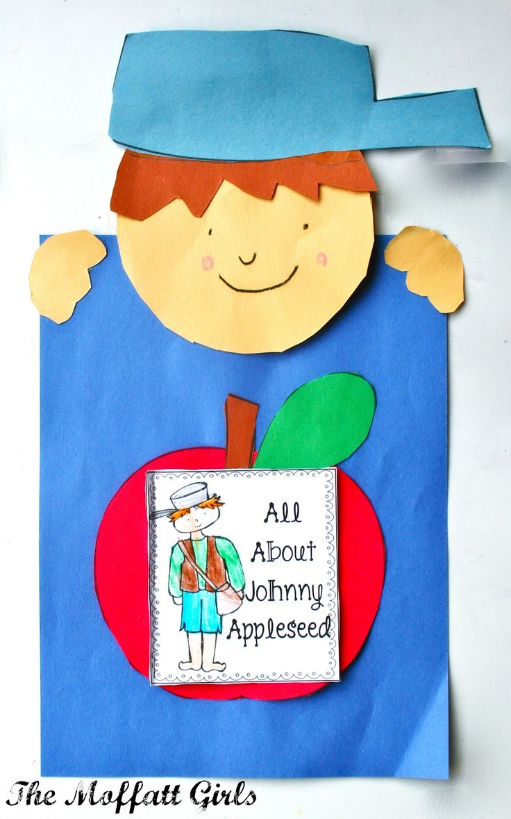 johnny appleseed craft ideas 39 best johnny appleseed projects images on 4786
