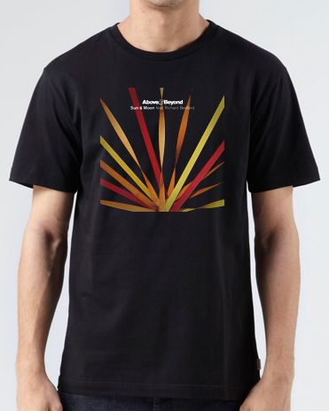 #AboveBeyond T-Shirt Sun and Moon for men or women. Custom DJ Apparel for Disc Jockey, Trance and EDM fans. Shop more at ARDAMUS.COM #djclothing #djtshirt #djapparel #djclothes #djteeshirts #dj #tee #discjockey