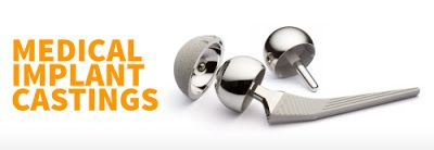 We are suppliers and manufacturers of Medical implant & other medical application investment castings and offer wide range of casting products to our clients at industry leading prices. We are popular for manufacturing world class implant castings for the medical industry by following strict quality standards and norms always.  We are Pioneers to manufacturing a Medical implant Castings & other medical components castings and offer wide range of investment casting products to our valuable…