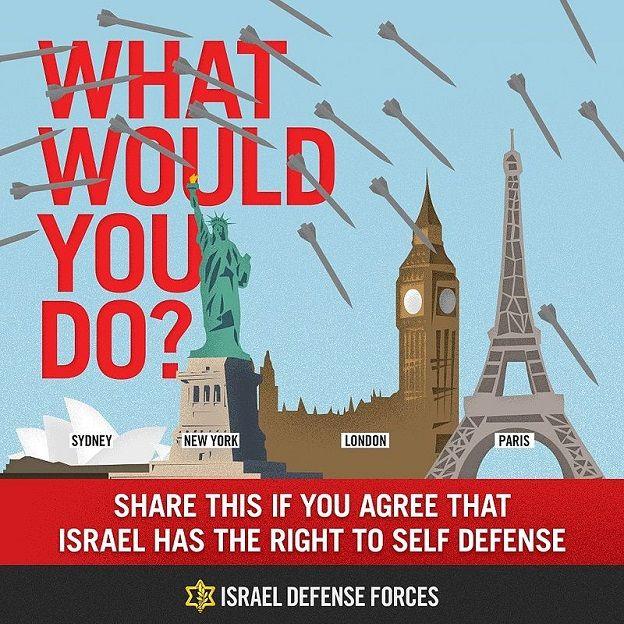 Israele – L'arte di vendere la guerra!______ New York: c'è un'arte della guerra e un'arte di vendere la guerra, al proprio popolo e al mondo in generale. Israele è maestro in entrambe.  http://ki.noblogs.org/israele-larte-di-vendere-la-guerra/