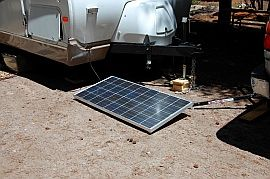 GREAT article on installing solar panels on the top of RV's