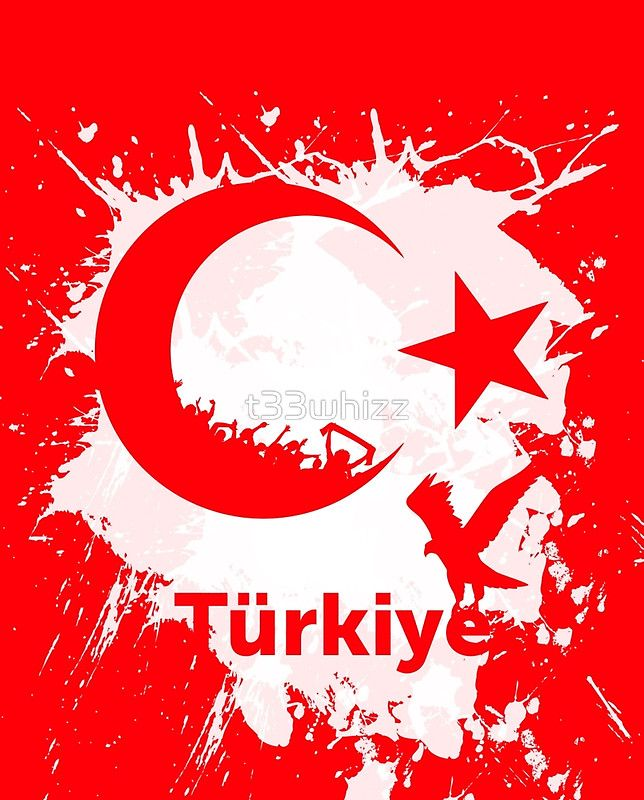 Türkiye #euro2016 #fans #specially #designed #products #supportyourteam #supportyourcolours #graphic #tees #turkey #amazing #design