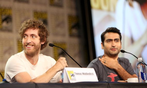 'Silicon Valley' actors recount run-in with Trump supporters     - CNET  	Technically Incorrect offers a slightly twisted take on the tech thats taken over our lives.  Enlarge Image  Middleditch and Nanjiani. Cucks allegedly. Photo by                                            FilmMagic/Getty Images                                           In the days since the election tensions have been high not least racial tensions.   The Southern Poverty Law Center has counted more than 200 incidents…