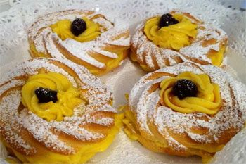 Zeppole San Giuseppe Bimby | Ricettario On Line