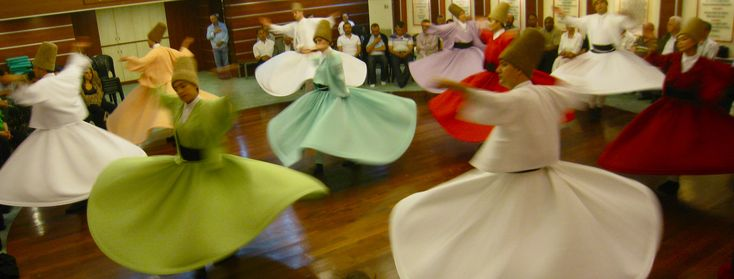 swirling dervishes | Whirling Dervishes in Istanbul, Turkey