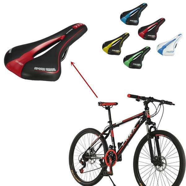 Professional Road MTB Gel Comfortable Saddle Bicycle Seat Cycling Cushion Pad  Worldwide delivery. Original best quality product for 70% of it's real price. Buying this product is extra profitable, because we have good production source. 1 day products dispatch from warehouse. Fast &...