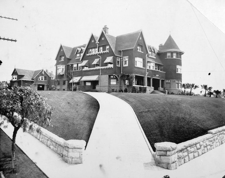 17 best images about architects of early l a on pinterest for 1415 alvarado terrace