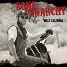 Sons of Anarchy 2013 Wall Calendar   Drama TV   CALENDARS.COM