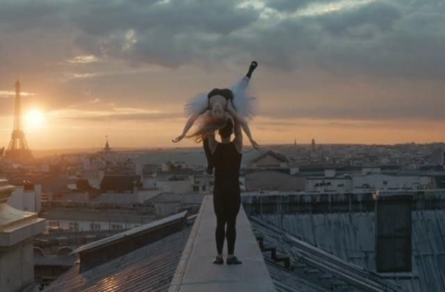 Benjamin Millepied vient de dévoiler une chouette vidéo de danse, réalisée par Louis de Caunes. C'est bien beau.