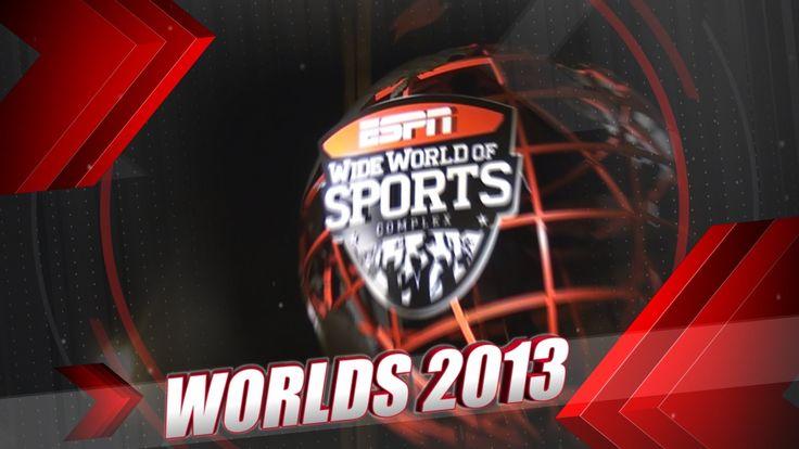TEAM CANADA CHEERLEADING 2013 - WORLDS 2013  (12/12)