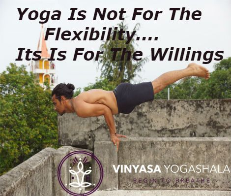 The Key to Successful Which Is Better Yoga or Gym, for the Growth of the body that no one else tells you about it, but you can know by Vinyasa Yogashala