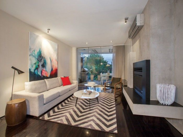 The Real Estate Stylist - Living room