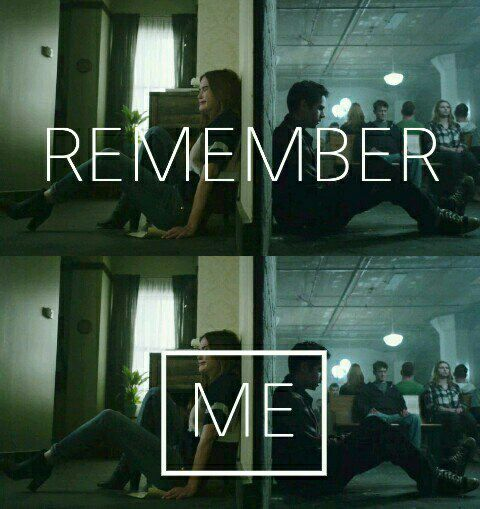Teen Wolf || Remember Me❇