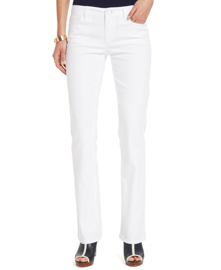 1000  ideas about White Bootcut Jeans on Pinterest | Teaching ...