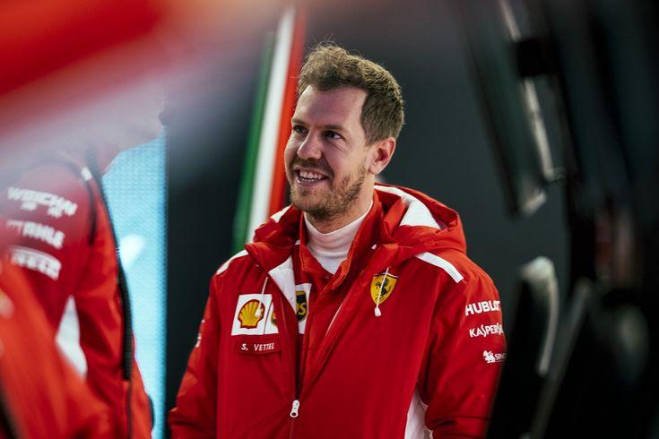 Vettel: SF71H, buona base da cui partire