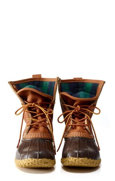 L L Bean Small Batch Releases of Bean Boots - The Flannel-Lined Boot - October Release