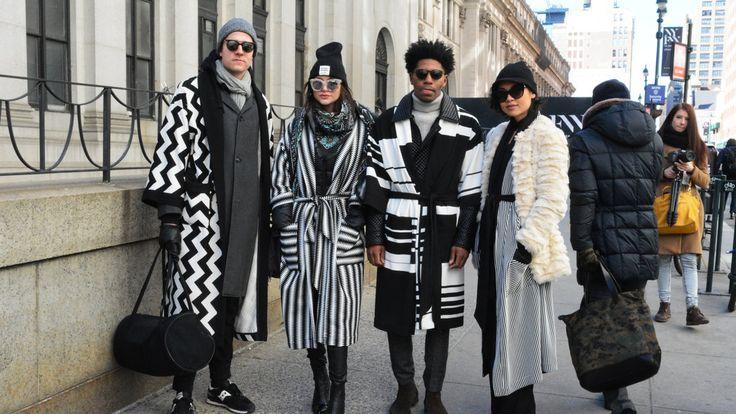 Bill Cunningham   Duality http://ift.tt/1VbHK5n #TheNewYorkTimes #Fashion #Style