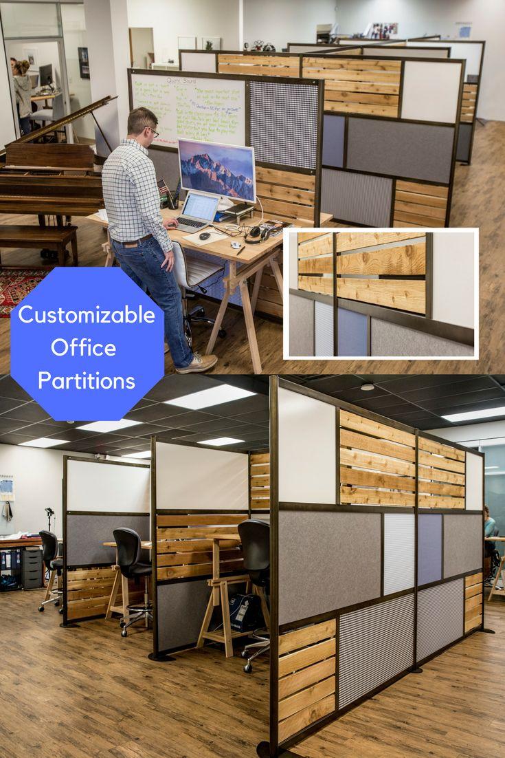 Best 25+ Desk partitions ideas on Pinterest | Open office ...