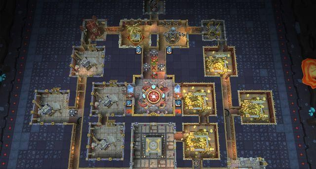 Classic Title Dungeon Keeper To Arrive On iOS And Android This Winter By Tyler Lee on 08/21/2013