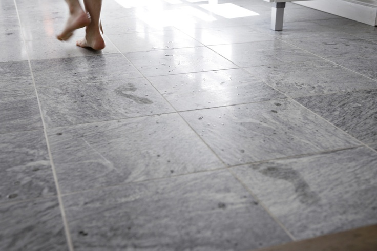 Soapstone flooring. FEEL_JALANJALJET_06_RGB.jpg image by Tulikivi - Photobucket