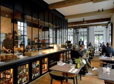Brasserie Mon. Antwerpen heeft er een nieuwe brasserie bij: Món, wat staat voor 'wereld' in het Catalaans.
