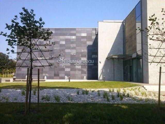 The Marek Edelman Dialogue Center, Łódź