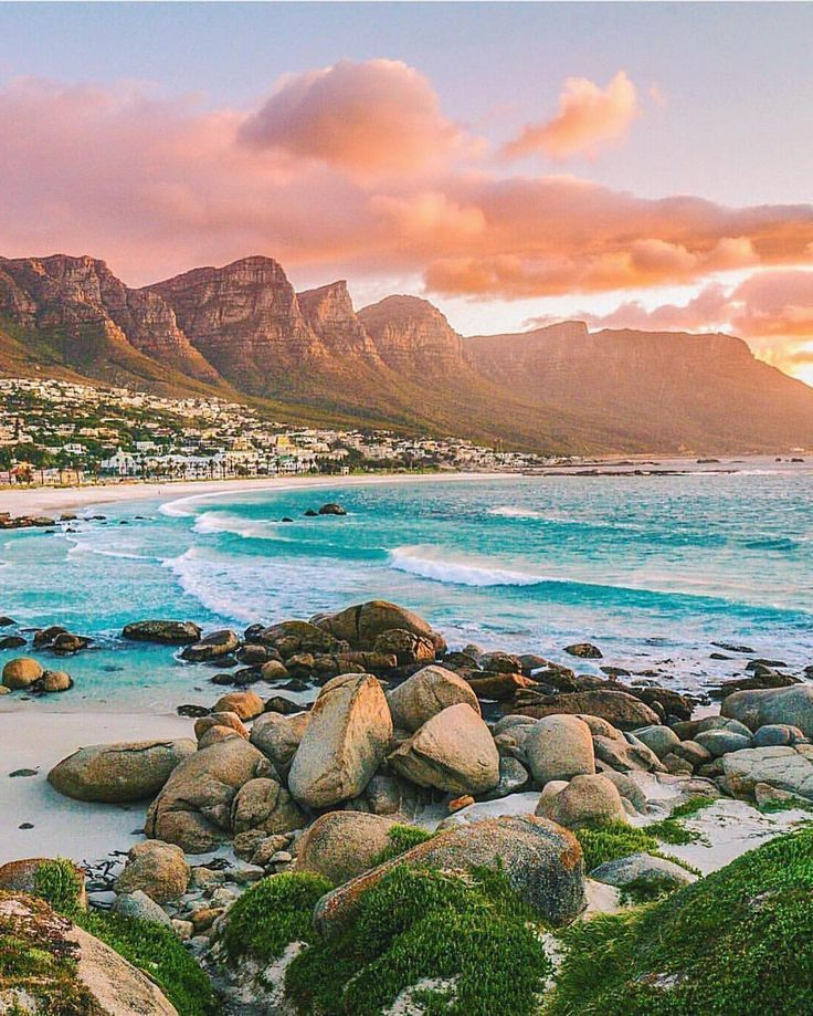 Cape Town | Pinpanion