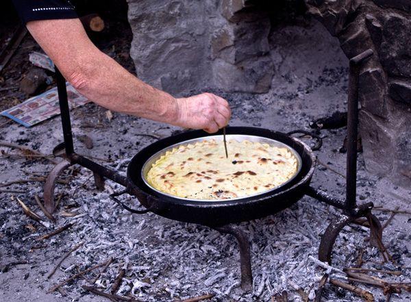 Alla scoperta della cucina nera in Lunigiana - Lonely Traveller