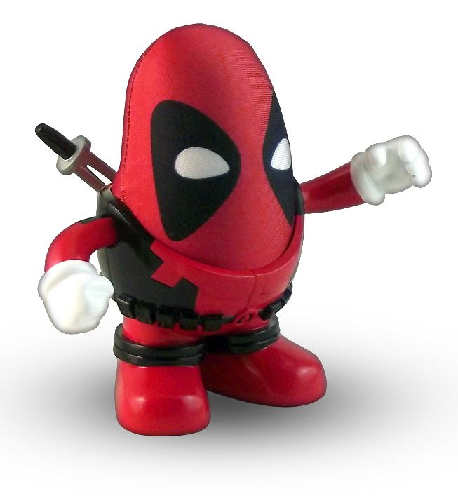 Mr. Potato Head SDCC Exclusive for UCC Distributing - Deadpool