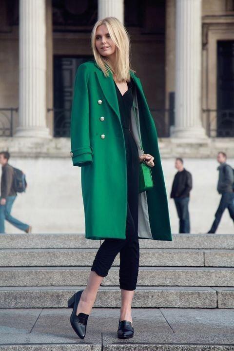 Emerald city girl.