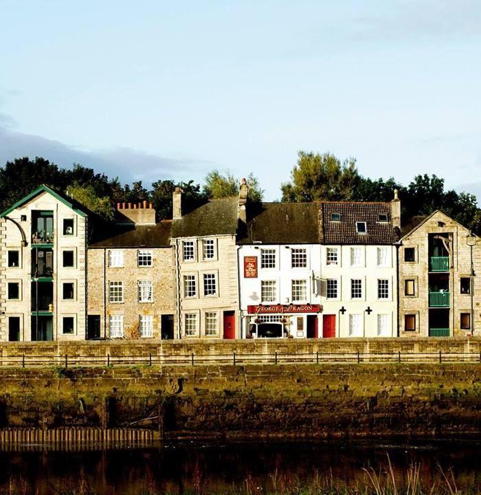 St georges quay, Lancaster
