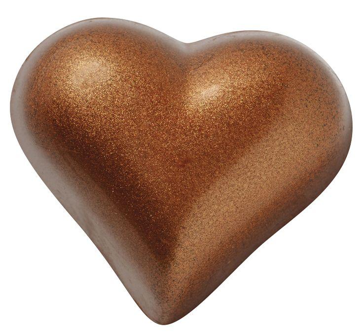 Grain de Folie : praliné amandes, fleur de sel. Comment lui résister ? Jacques Bockel, Chocolatier-Créateur -  www.planet-chocolate.com