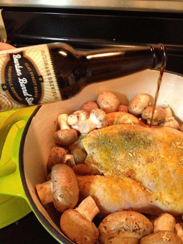 Paleo Chicken With Stout
