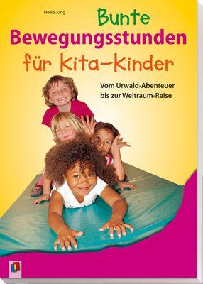 Bunte Bewegungsstunden für Kita-Kinder
