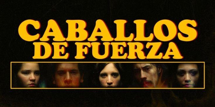 Caballos de Fuerza - Festival Centro 2016. CABALLOS DE FUERZA es un proyecto creado por David Sarmiento; Productor de TELEBIT y Consulado Popular, bateri...