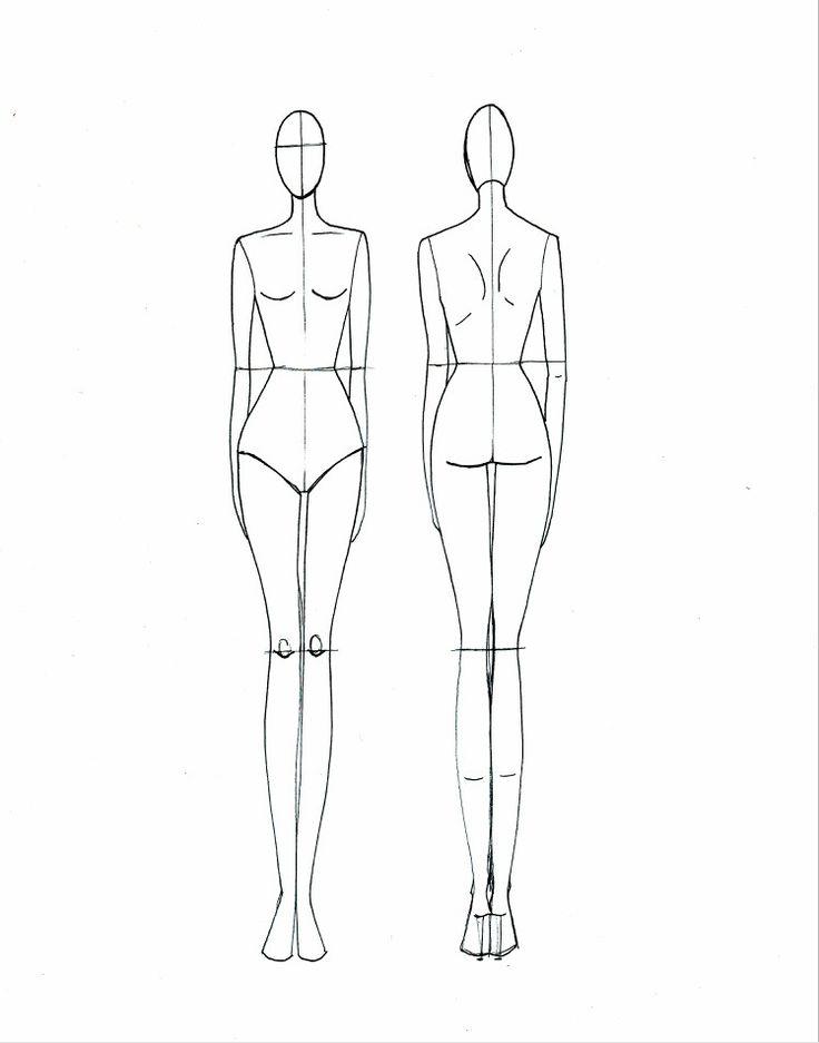 Fashion sketch !
