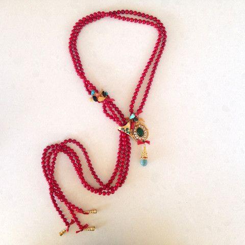 Fuliya n-4 necklace, Turkish jewellery, for sale in Australia - a byzance romance