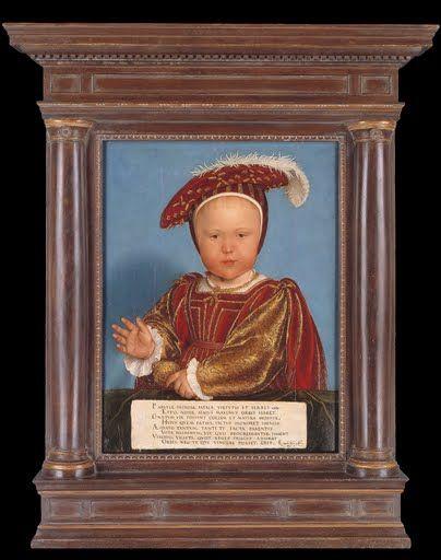 Edward, Prince of Wales, later King Edward VI - Google Arts & Culture