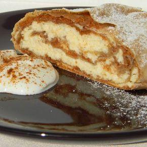 Túrógombóc ízű rétes Recept képpel - Mindmegette.hu - Receptek
