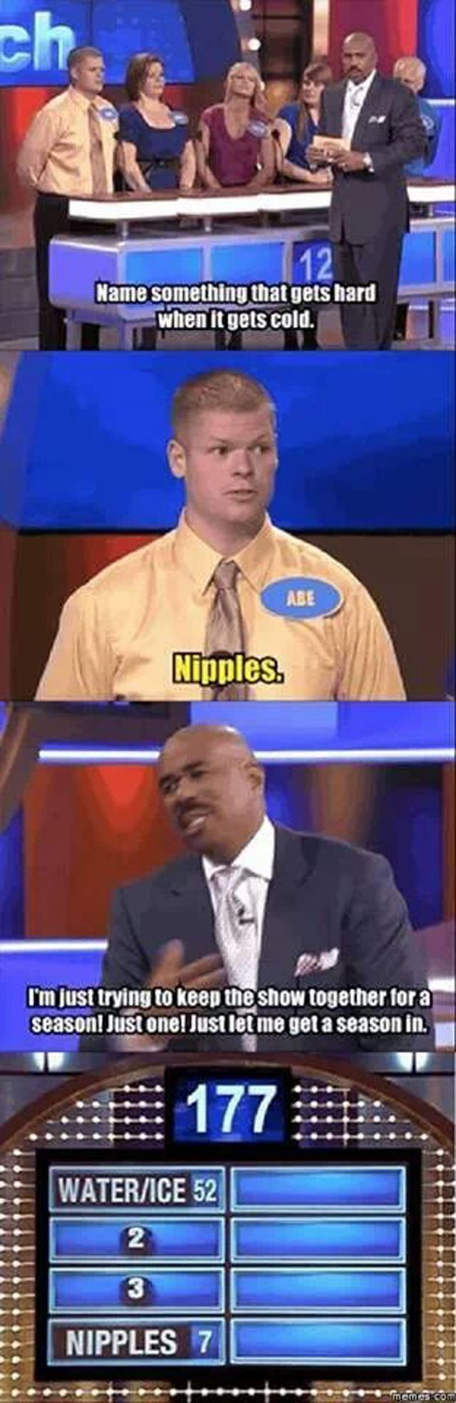 14 Family Feud Answers That Caused Steve Harvey To Lose Faith In Humanity