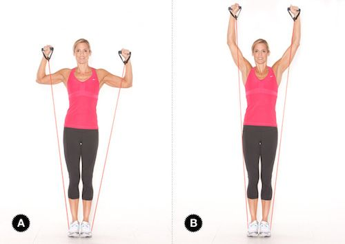 37 Killer Resistance Band Exercises To Burn Up Your Muscles Anywhere — Lean It UP Fitness