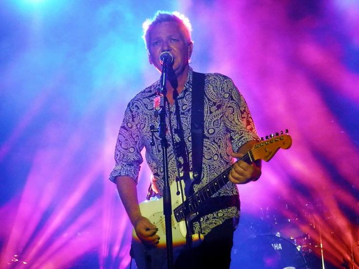 Iva Davies of ICEHOUSE.